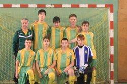 match futsal U18 riberac/tocane contre limens jsa 3-4 - CLUB ATHLETIQUE RIBERACOIS
