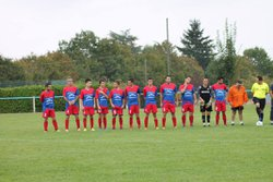 ocssr I 4-2 Adriers - Olympique Club Sommières /Saint-Romain