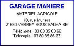 Garage Manière