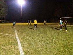 Séance + match psg-om - CHARLEVAL FC