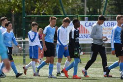 U15 DH : Chaumont Fc - Epernay Rcc 2-1 (10-sept-2017) - CHAUMONT FOOTBALL CLUB