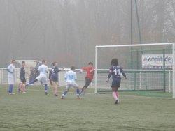 Amical U13 : Chaumont FC 1 / Agglo Troyennes 1 (27/01/2018) - CHAUMONT FOOTBALL CLUB