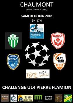 Challenge U14 Pierre Flamion - 2ème édition