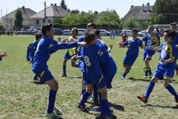 Photos des Tournois de Joigny et Gevrey ce jeudi 25 mai. Bravos à tous les enfants! - Cercle Laïque Marsannay la côte Football