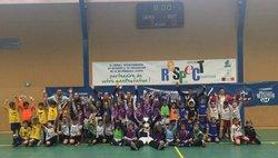 Tournoi en salle U7/U9 - CLAIX FOOTBALL
