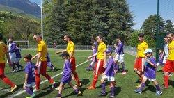 Retour en photos sur le 1/4 de finale contre l'AS Versau - CLAIX FOOTBALL