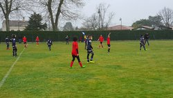 match amical U10/11 VS U 12/13 - CMS HAUT MÉDOC