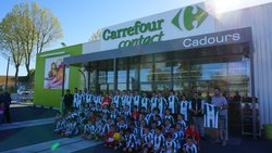 Merci Carrefour Contact Cadours!