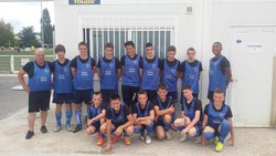 Section U15 - CLUB OLYMPIQUE ABONDANT FOOTBALL