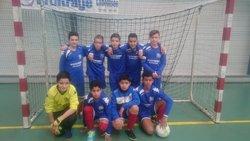 Coupe Futsal U13 - coc chilleurs aux bois