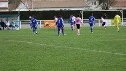 Match du Co La Couronne Féminine contre Rochefort Fc Féminine - COC FOOTBALL  LA COURONNE
