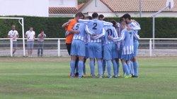 Match du Co La Couronne contre E.s Thénacaise (17) - COC FOOTBALL  LA COURONNE