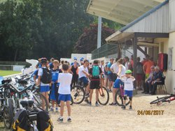 30ème rallye vélo du COC - Club Omnisports.Castélorien -Section Foot