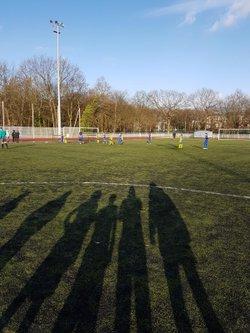 Victoire des U13_1 face à Sotteville CC