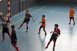 Nîmes Lasallien Tournoi Futsal U11 (17 fév. 2018) - Nîmes Lasallien