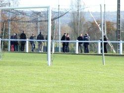 Visite des Installations par un comité du District pour recevoir les finales COUPES - Club Omnisports Sourdeval section Football