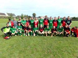MATCH AMICAL ENTRE DEUX EQUIPES DE SOURDEVAL (1B - 1C) - Club Omnisports Sourdeval section Football