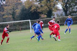 U15 vs Aubigny 18/11/17 - Club Sportif Argentais