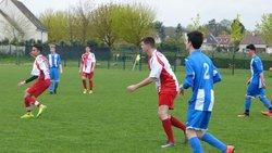 U18 - Orry la ville/Avilly - 14/04/18 - CLUB  SPORTIF AVILLY SAINT LÉONARD