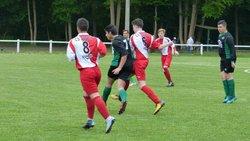 U18 - Avilly / Villers saint paul - 12/05/18 - - CLUB  SPORTIF AVILLY SAINT LÉONARD
