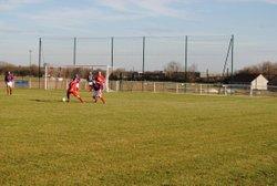 reprise foot  u15 equipe 1 et equipe b - CHEMINOTS SPORTIFS DE CHALINDREY
