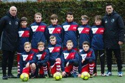 CSG U13 : 3ème tour de la Coupe Pitch - Club Sportif Gondecourtois