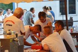 Concours de Pétanque du 22/08/2015 - Club Sportif Jeunesse Châtillonnaise