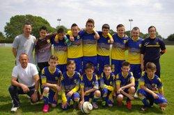 ENTENTE U14 - U15, DONGES - MONTOIR DE BRETAGNE - CLUB SPORTIF MONTOIRIN