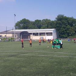U12A: dernier amical avant tournoi.