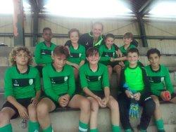 U12A: tournoi à Chevilly La Rue.