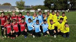 U8 U9 2017-2018 - Club Sportif Saint Gaudence Foot Allaire