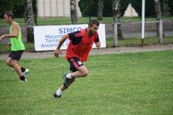 entraînement du 03 août 2016 - CLUB SPORTIF VILLIERS EN LIEU