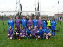18/11/2017 - CTE FC Féminines/GANDELU AS - CHATEAU THIERRY ETAMPES FOOTBALL CLUB