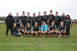 Seniors 2 - Anthon FC - CVL 38 FOOTBALL CLUB