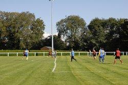 1er match saison 2015-2016 (20.09.2015): FC Petit Caux vs DAC - Dieppe Athletic Club