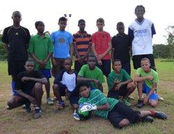 Les équipes du Dynamo de Soula - Dynamo de Soula