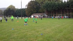 Plateau U9 - 3/10/2015 - ST VIANCE - ENTENTE FOOT VEZERE