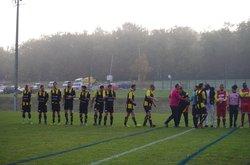 Match EF2M / SEILH samedi 18 novembre 2017 - ECOLE DE FOOT DES 2 M   Montjoire - La Magdelaine