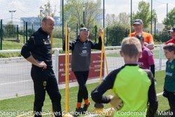 STAGE EdeG Avril 2017 : Jeudi 13 APM Ateliers avec Willy GRONDIN Lot-1 - Ecole de gardien de but Jean-Yves Cadiou