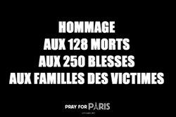 Pray For Paris - 13 Novembre 2015 - FC Monchy st Eloi