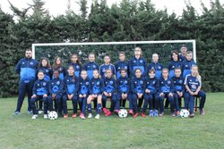 Section Féminines 2017/2018 - ENTENTE FONTVIEILLE-RAPHELE-MOULES