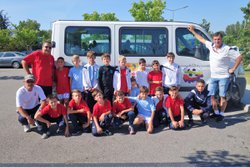 Tournoi U11 - Saint Etienne 10-11 juin 2017 - ENTENTE PIVOTTE SERINETTE TOULON