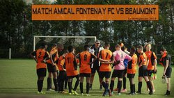 Match amical Fontenay FC vs Beaumont le 09 septembre 2017 - FONTENAY EN PARISIS FC - Erwan75.Footeo.com