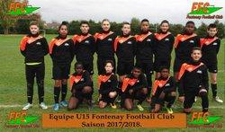 Match Amical Fontenay Football Club vs Fosses le 04 Novembre 2017 - FONTENAY EN PARISIS FC - Erwan75.Footeo.com