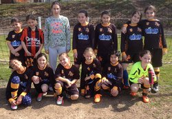 JOURNEE DECOUVERTE FOOT FEMININ :UN GRAND SUCCES