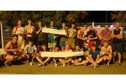 Les U16 en tournoi à la Grande Motte - Etoile sportive de Bully-les-Mines