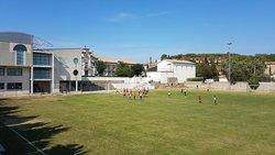 Match U15 au Pouget - ENTENTE SPORTIVE COEUR HERAULT