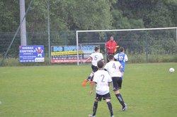 U15/ Sud Hérault : le match en images - ENTENTE SPORTIVE COEUR HERAULT