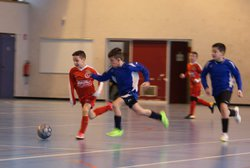 Photos week-end Futsal 2018 - E.S.C.B.L