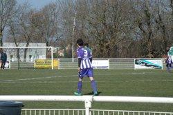 Senior C ESCO contre Grosbreuil , Victoire 6 à 4 - Entente Sportive du Château d'Olonne